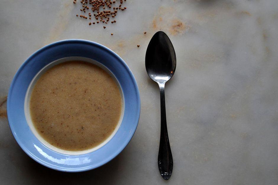 Karabuğdaylı Mercimek Çorbası Tarifi