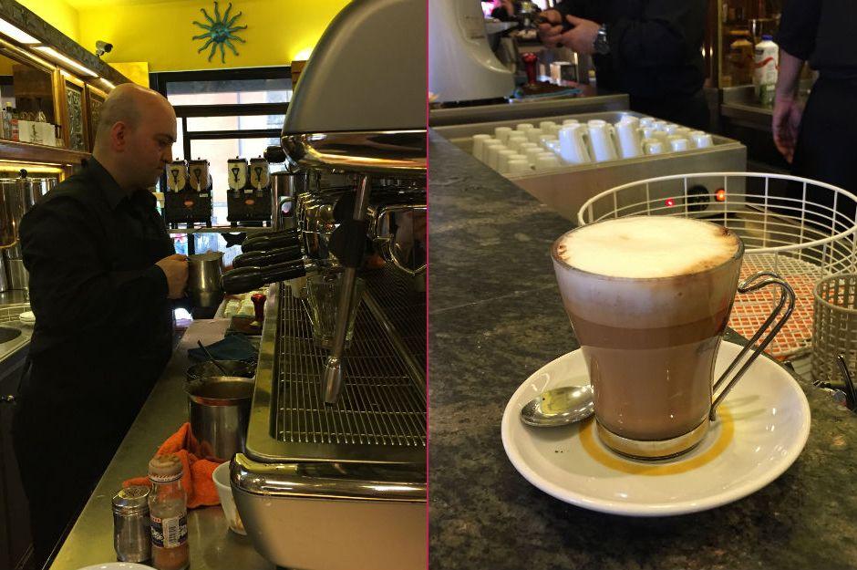 Tazza D'Oro Coffee House