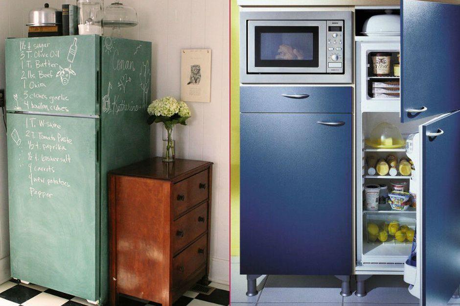 tasarım buzdolabı