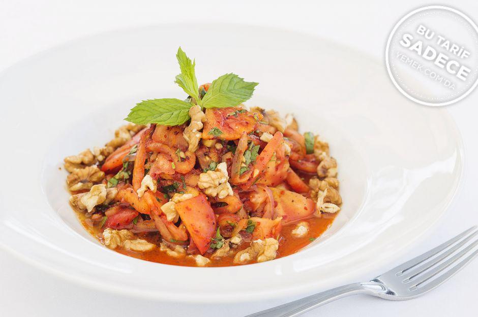 https://yemek.com/tarif/gavurdagi/ | Gavurdağı Salatası Tarifi