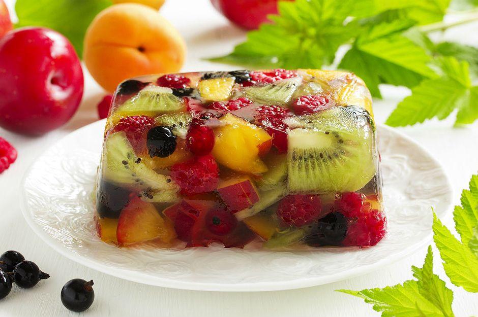 Meyveli Tatlı