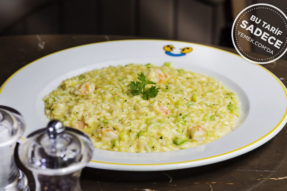 https://yemek.com/tarif/limonlu-ve-kabakli-risotto/ | Limonlu ve Kabaklı Risotto Tarifi