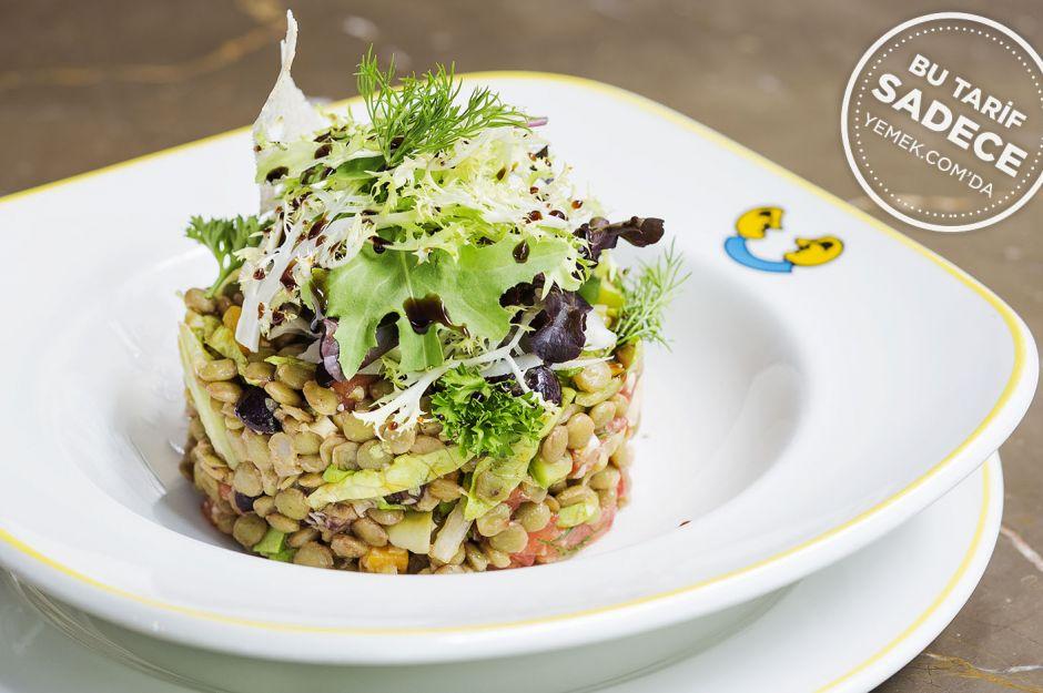 Mercimek Salatası (Insalata Lenticche)