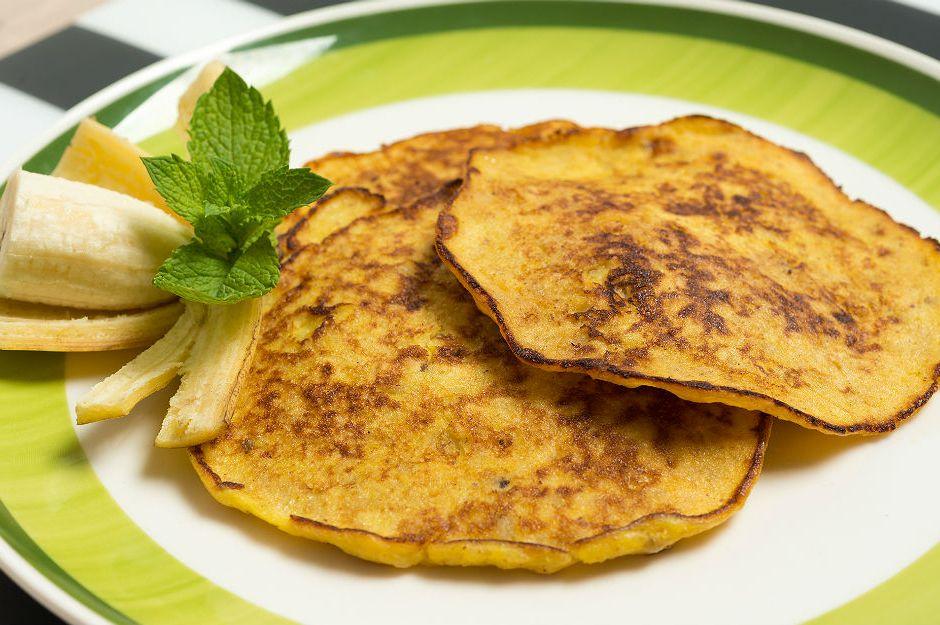 https://yemek.com/tarif/iki-malzemeli-pancake/ | İki Malzemeli Pancake Tarifi