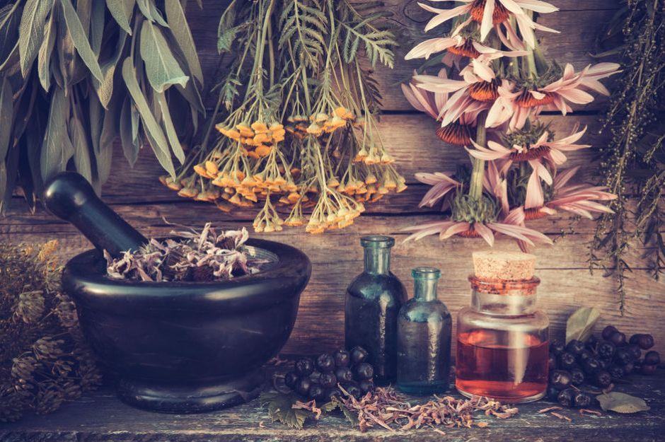 şifalı bitkisel yağlar
