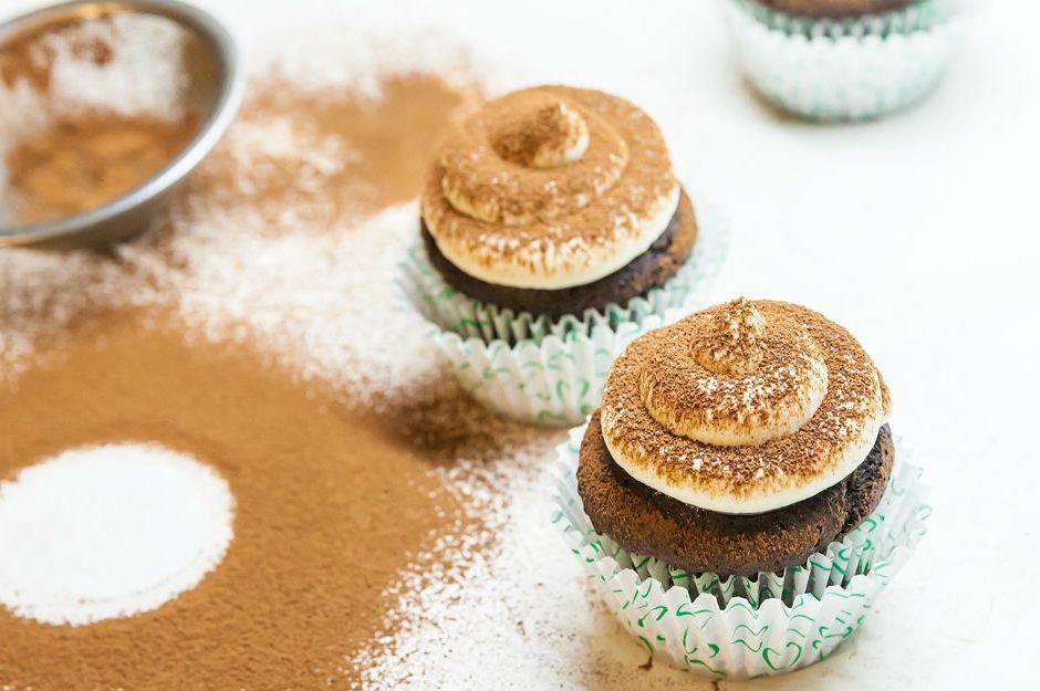 Tiramisu Cupcake Tarifi