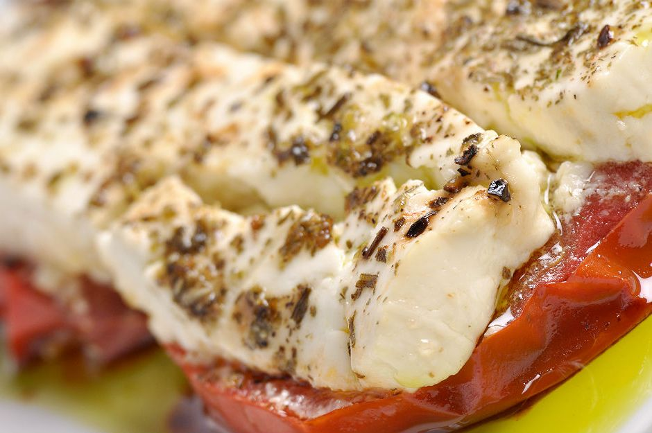 Fırında Beyaz Peynir Tarifi