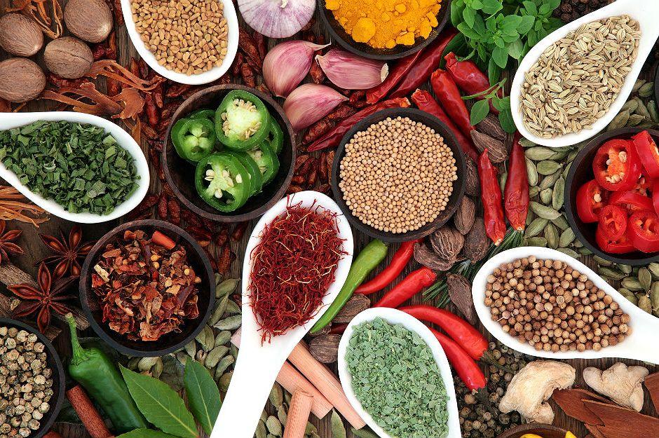 Hangi Baharat Hangi Yemekte Kullanılır?