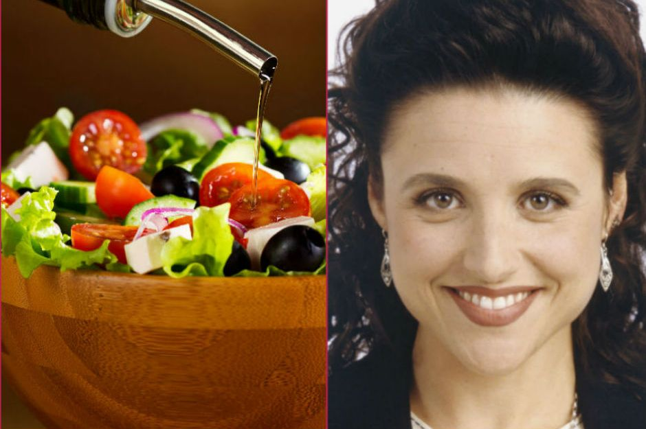 Seinfeld Büyük Salata