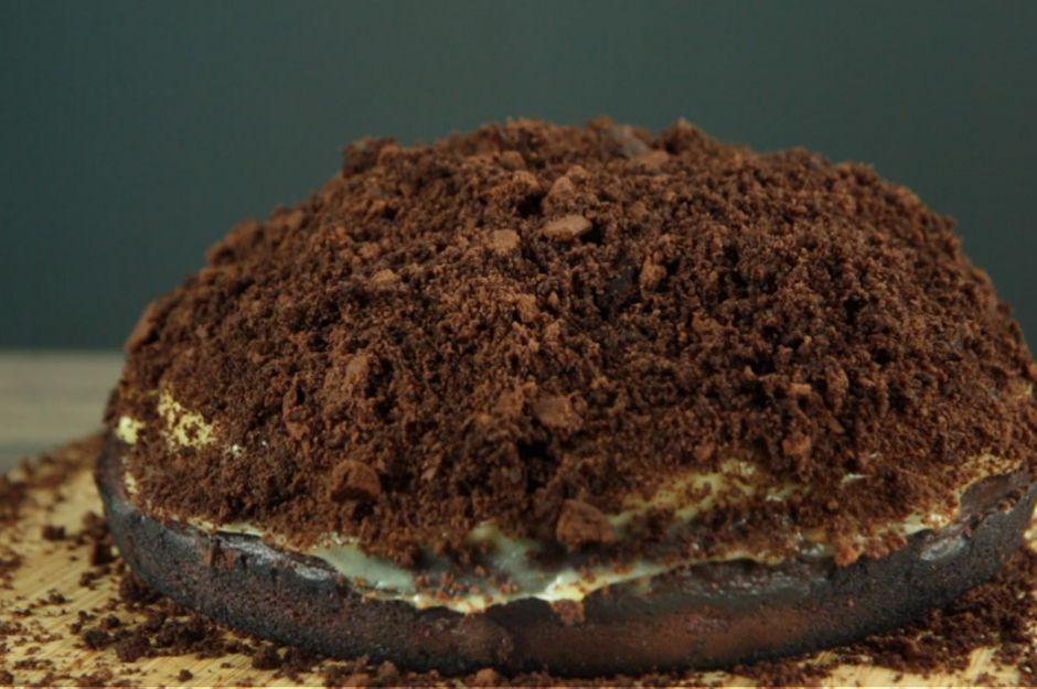 Tavada Köstebek Pasta Tarifi