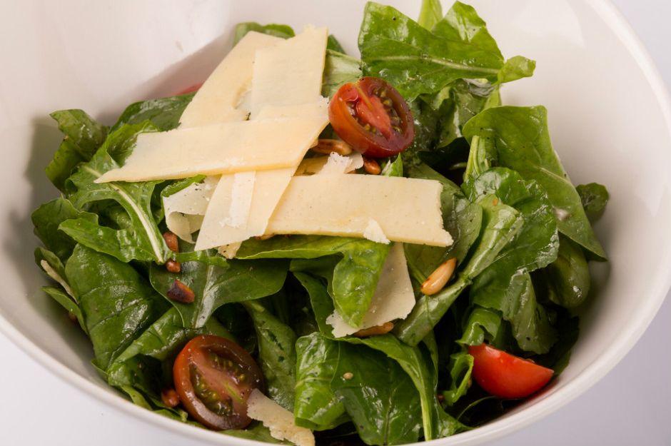 http://yemek.com/tarif/roka-salatasi/ | Roka Salatası Tarifi