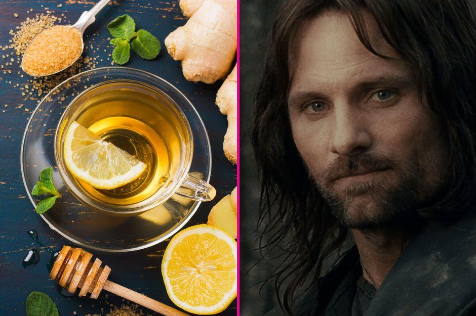 Yüzüklerin Efendisi Athelas Çayı