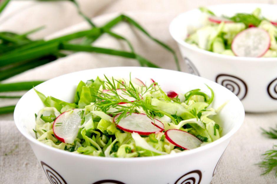 Turplu Yaz Salatası