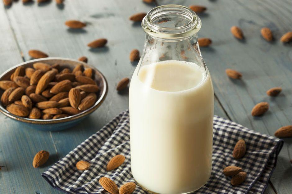 Vanilyalı Badem Sütü