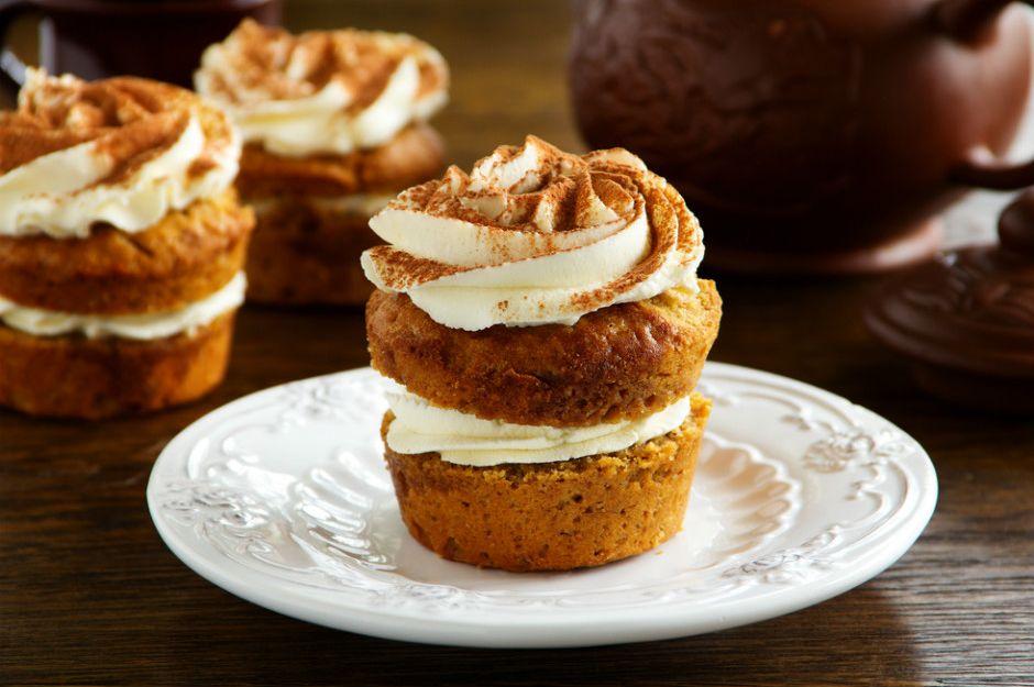https://yemek.com/tarif/havuclu-tarcinli-cupcake | Havuçlu Tarçınlı Cupcake Tarifi