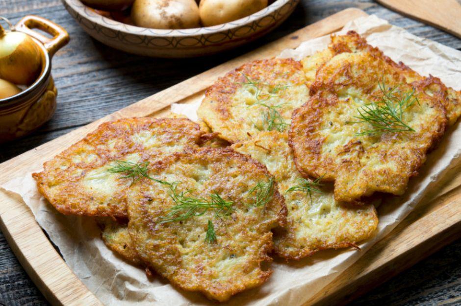 https://yemek.com/tarif/firinda-patates-pankek | Fırında Patates Pankek Tarifi