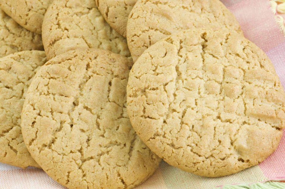 https://yemek.com/tarif/tereyagsiz-tahinli-kurabiye | Tereyağsız Tahinli Kurabiye Tarifi