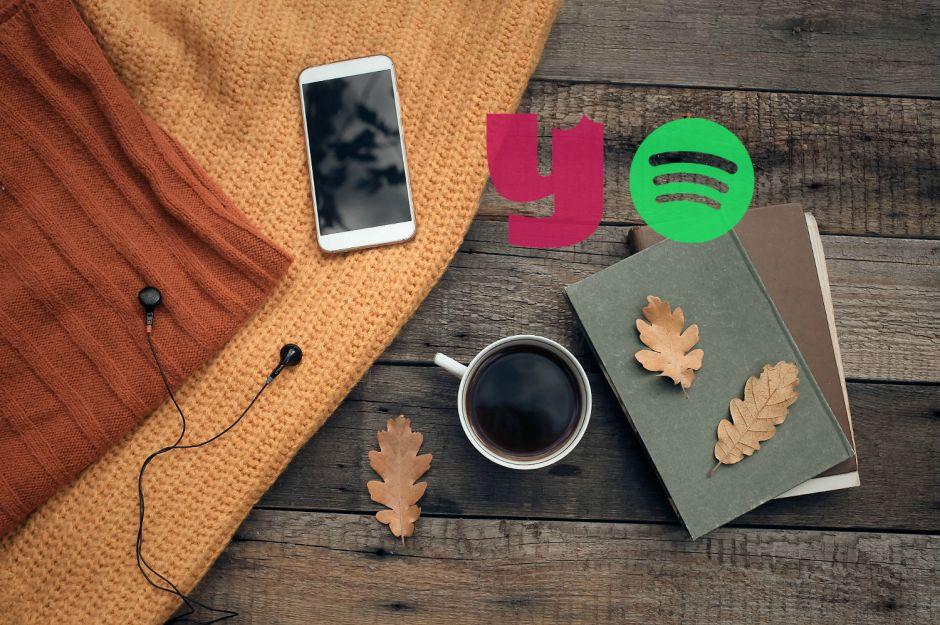 Kahve, Kitap, Battaniye.