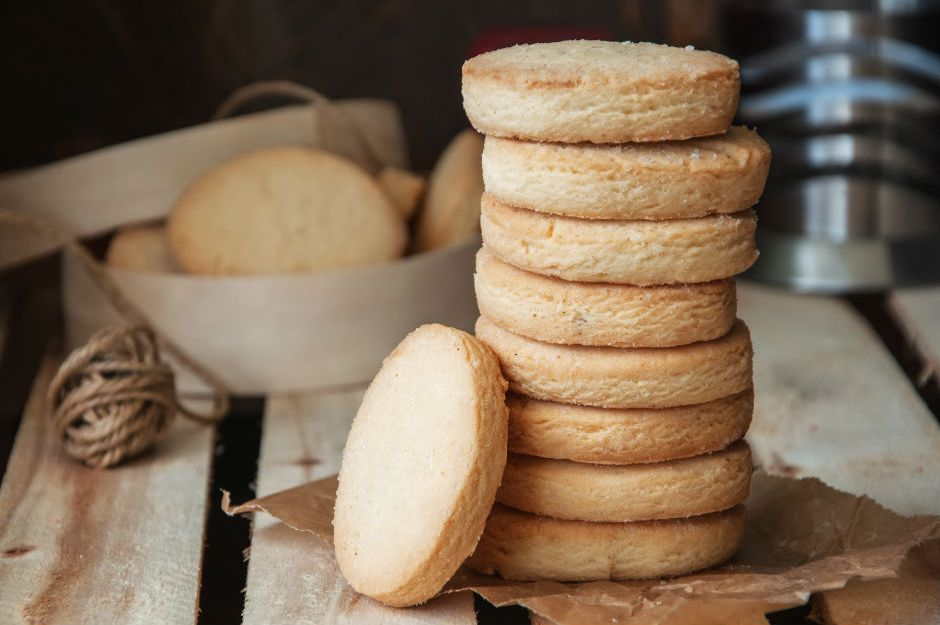 https://yemek.com/tarif/kaymakli-kurabiye | Kaymaklı Kurabiye Tarifi