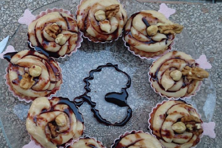 Butterfly Cupcake Tarifi