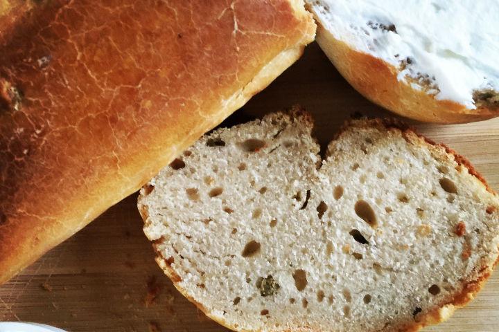 Kefir Mayalı Ekmek Tarifi