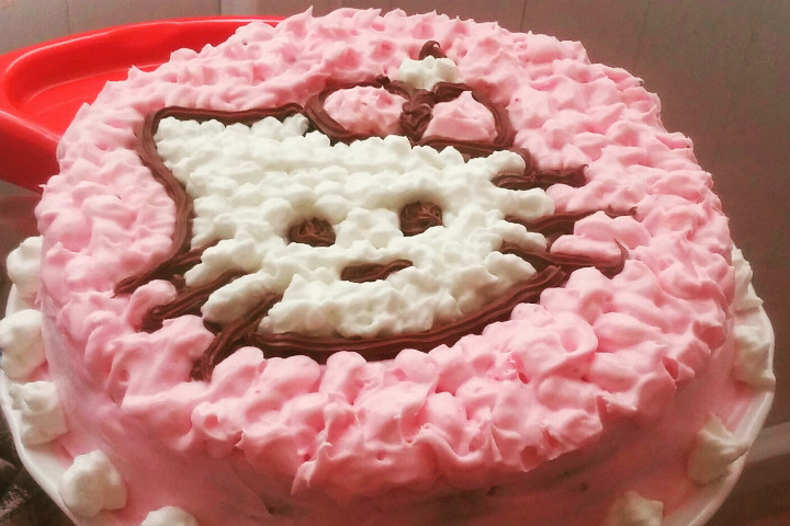 Hello Kitty Pasta Tarifi