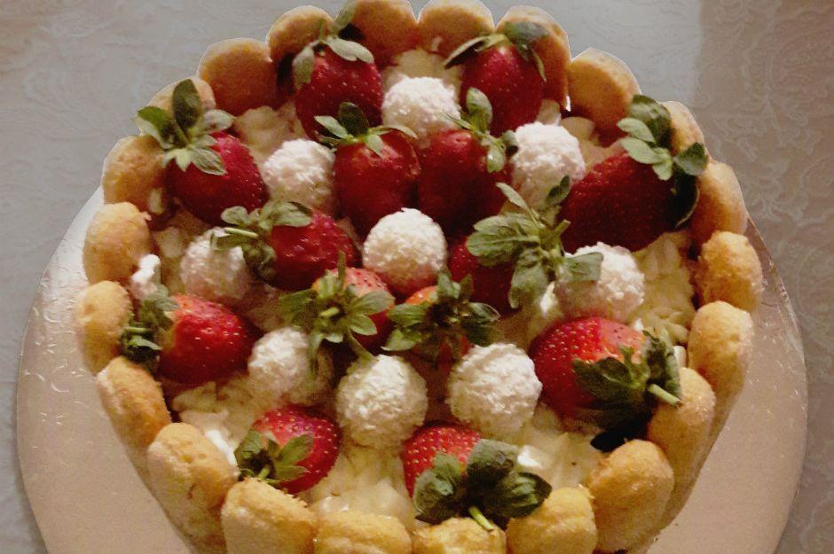 Süslü Pasta Tarifi