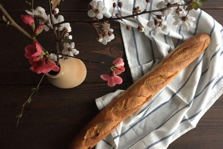 Ev Yapımı Baget Ekmek Tarifi