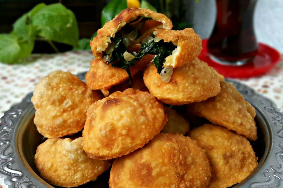 Fincan Böreği Tarifi