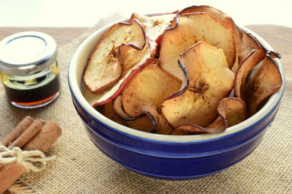 Fırında Tarçınlı Elma Yapımı Resimli Tarif