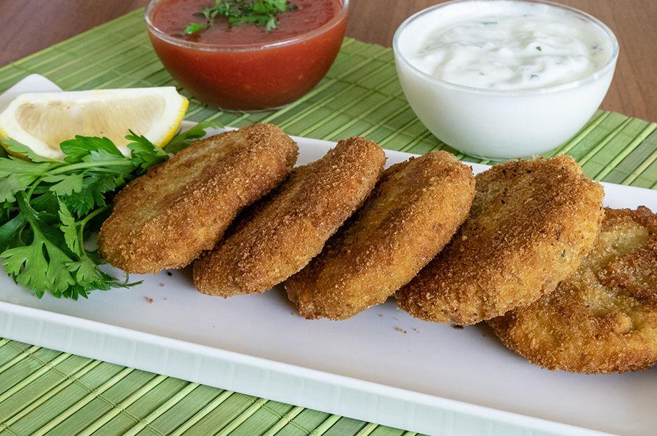 https://yemek.com/tarif/irmikli-patates-koftesi/ | İrmikli Patates Köftesi Tarifi