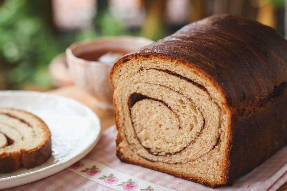 Tarçınlı Tatlı Ekmek Tarifi