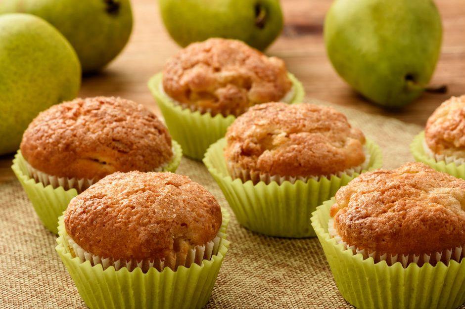 Armutlu Muffin Tarifi