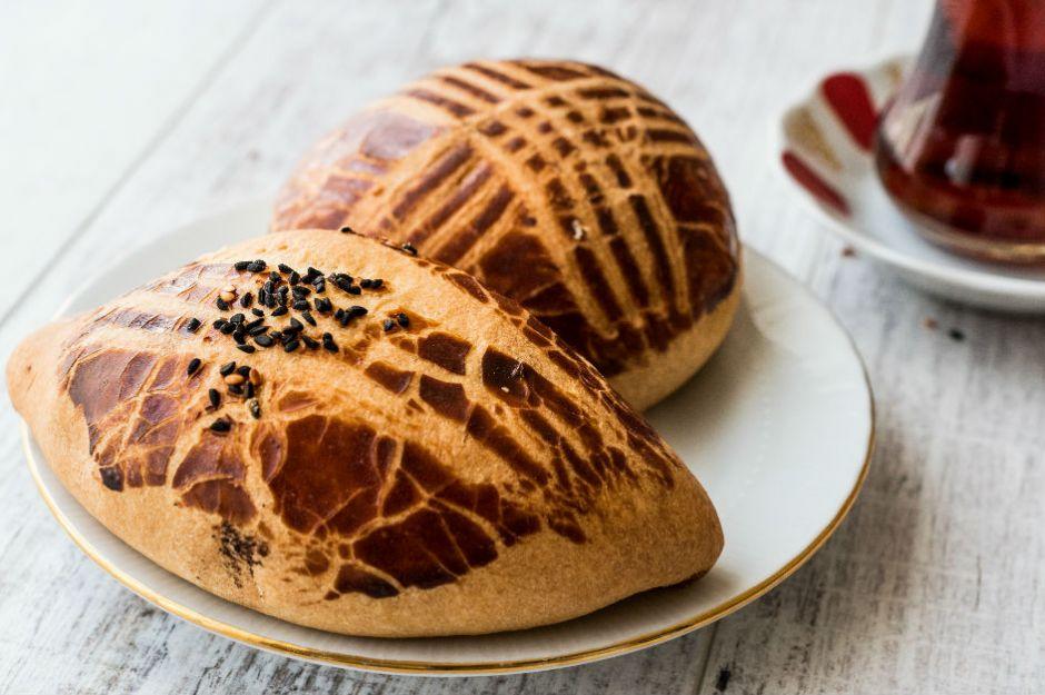 https://yemek.com/tarif/pastane-tadinda-karakoy-pogacasi/ | Pastane Tadında Karaköy Poğaçası Tarifi