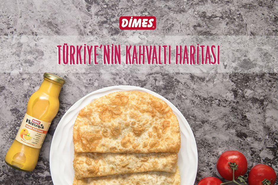 Türkiye'nin Kahvaltı Haritası