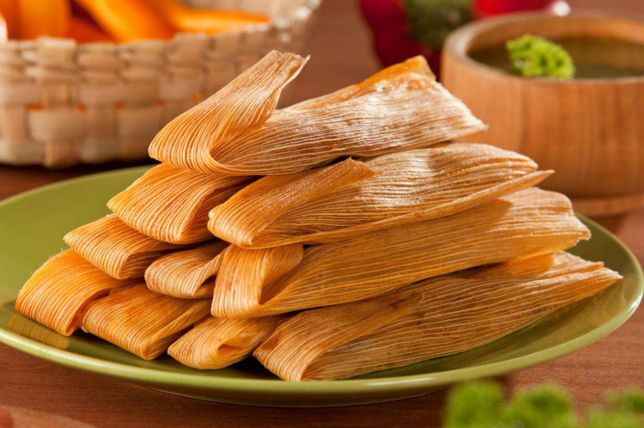 https://www.thespruce.com/corn-and-green-chile-tamales-2343025 | thespruce