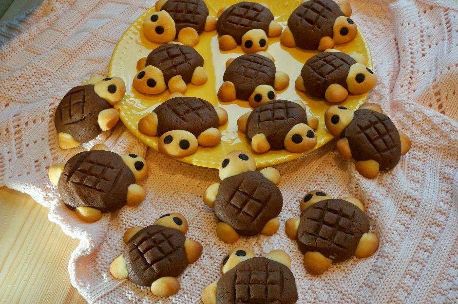 https://yemek.com/tarif/kaplumbaga-kurabiye/ | Kaplumbağa Kurabiye Tarifi