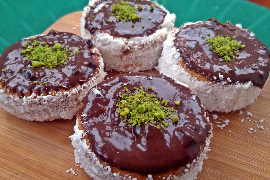 Yulaf Bisküvili Pasta Tarifi