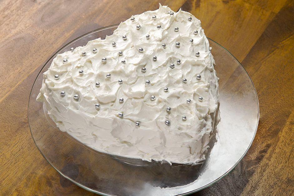 İncili Kalp Pasta