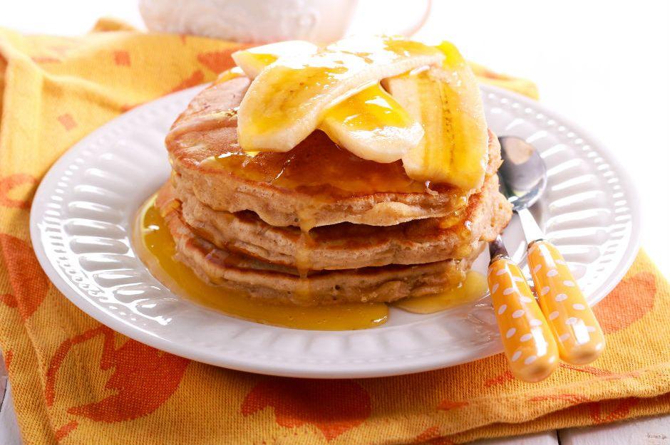 https://yemek.com/tarif/unsuz-pancake/ | Unsuz Pancake Tarifi