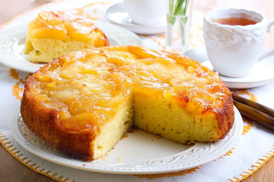 https://yemek.com/tarif/elmali-tarcinli-kek/ | Elmalı Tarçınlı Kek Tarifi
