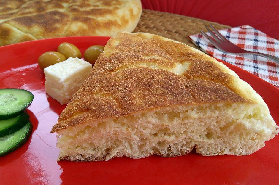 Kahvaltılık Puf Ekmek Tarifi