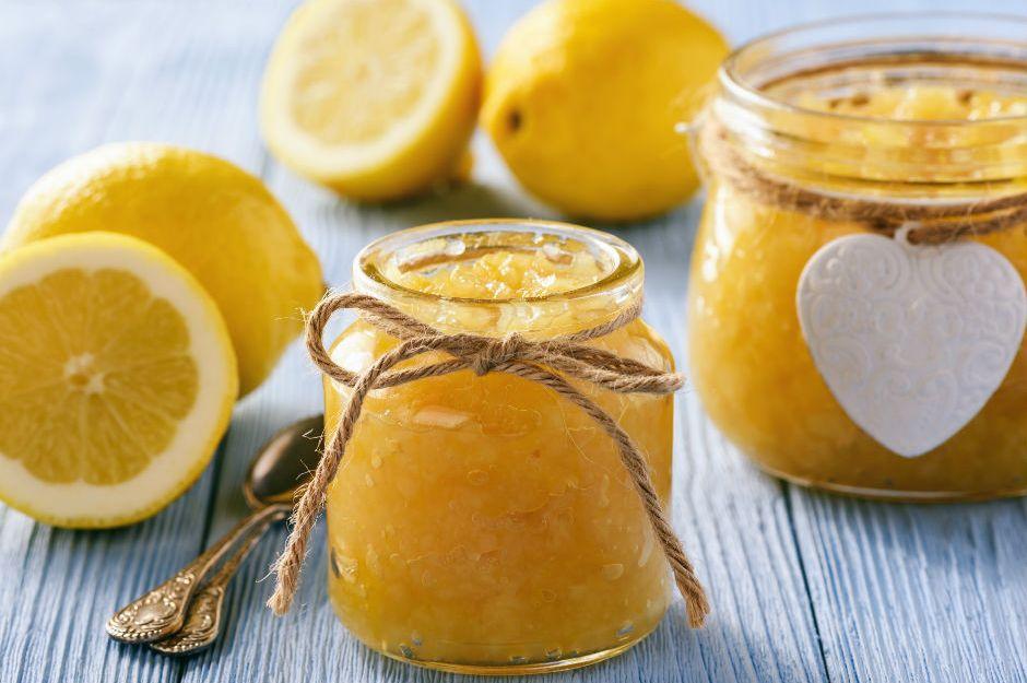 Limon Kabuğu Reçeli Tarifi