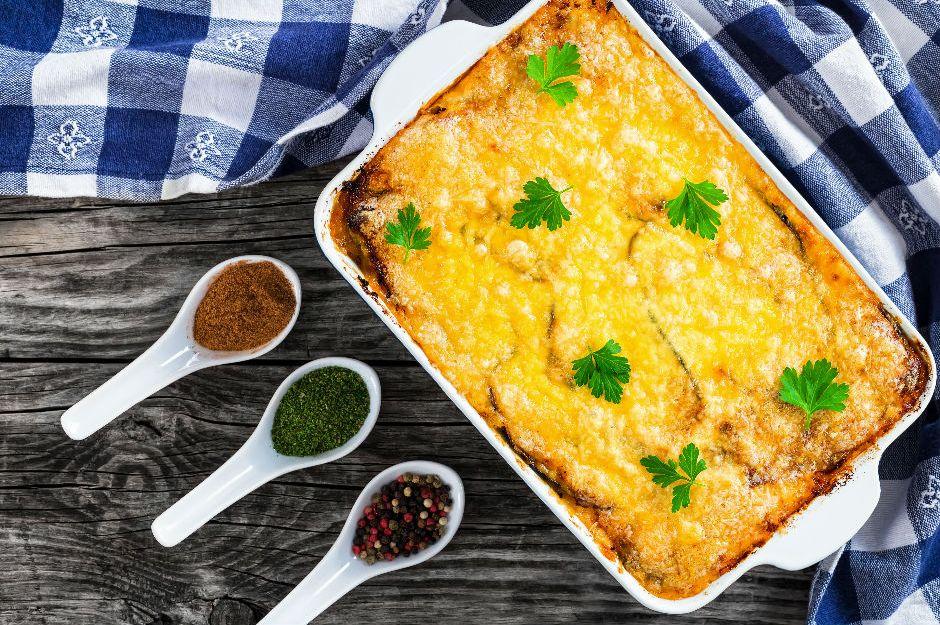 Patlıcan Graten Tarifi