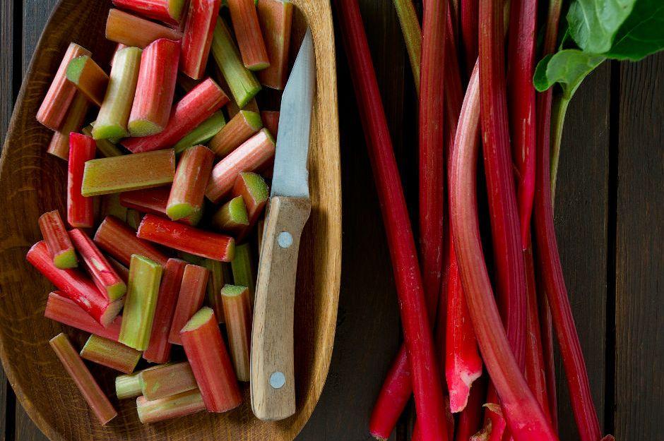 Image result for Rhubarb adalah