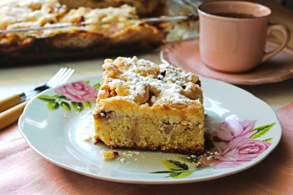 https://yemek.com/tarif/seftalili-labneli-pasta/ | Şeftalili Labneli Pasta Tarifi