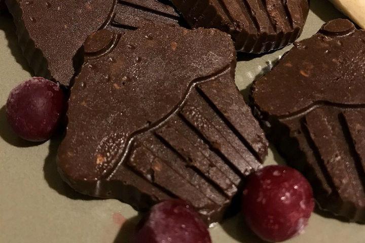 Pekmezli Çikolata Tarifi