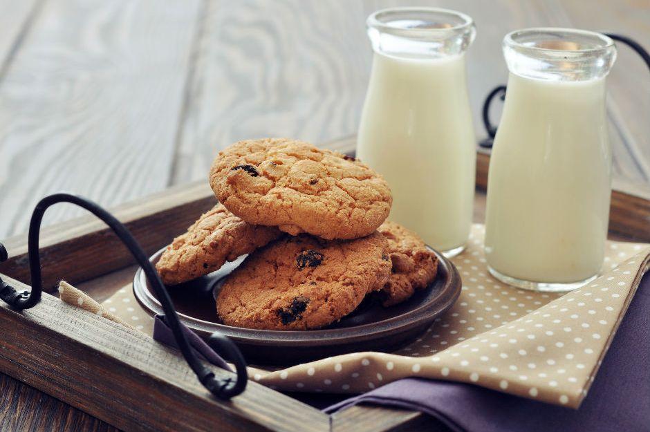 Süt Yanı Kurabiyesi Tarifi