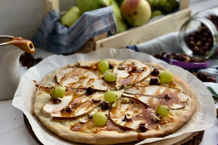 Armutlu Pizza Tarifi