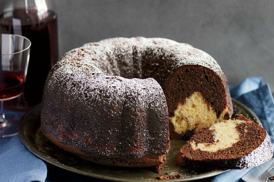 https://www.foodandwine.com/recipes/reverse-marble-bundt-cake |foodandwine.com